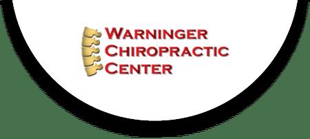 Chiropractic Scranton PA Warninger Chiropractic Center Logo