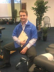 Chiropractor Scranton PA Jonathon Warninger
