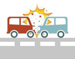 Colliding Cars
